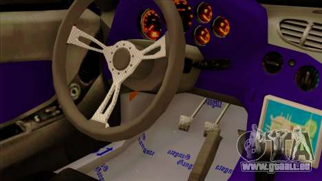 Mazda RX-7 Gangsta Club für GTA San Andreas Rückansicht