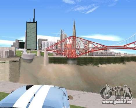HDX ENB Series pour GTA San Andreas deuxième écran