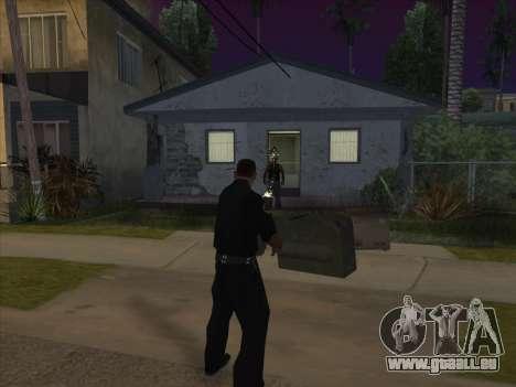 SCHNUR für GTA San Andreas siebten Screenshot