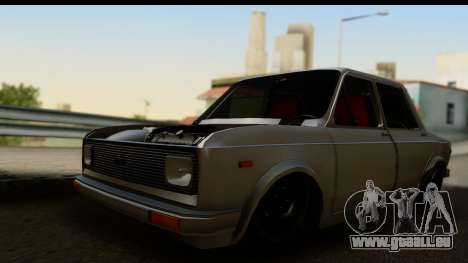 Fiat 128 für GTA San Andreas