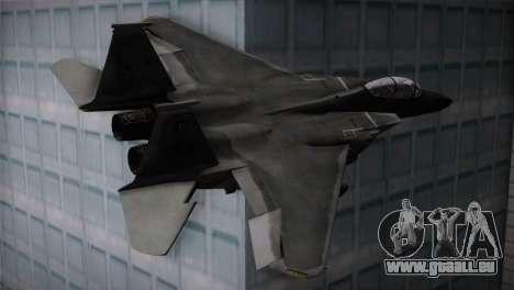 F-15 (Battlefield 2) pour GTA San Andreas laissé vue