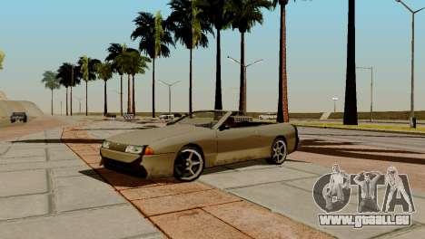 DLC-garage von GTA online-Marke neue transport für GTA San Andreas neunten Screenshot