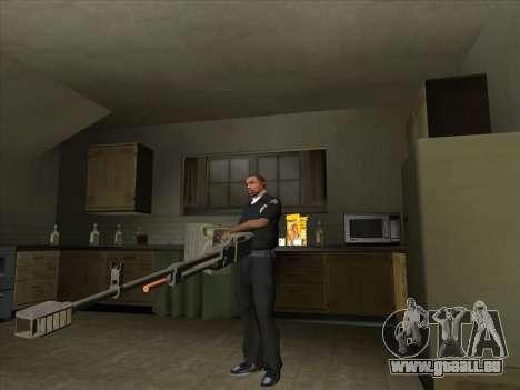 SCHNUR für GTA San Andreas