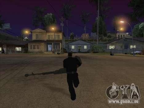CORDON pour GTA San Andreas quatrième écran
