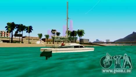DLC garage de GTA en ligne de la marque de trans pour GTA San Andreas sixième écran