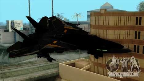 F-14 Black Storm pour GTA San Andreas