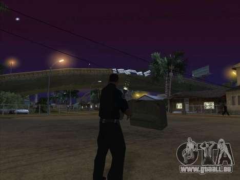 SCHNUR für GTA San Andreas fünften Screenshot