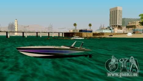 DLC garage de GTA en ligne de la marque de trans pour GTA San Andreas septième écran