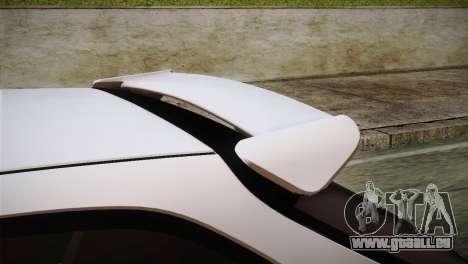 Honda Civic TnTuning pour GTA San Andreas vue arrière