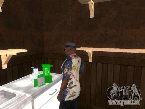 Piggy 1.0 für GTA San Andreas dritten Screenshot