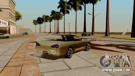 DLC garage de GTA en ligne de la marque de trans pour GTA San Andreas dixième écran