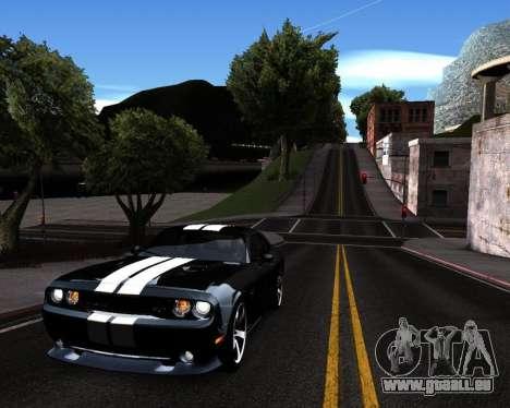 HDX ENB Series pour GTA San Andreas troisième écran