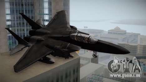 F-15 (Battlefield 2) pour GTA San Andreas