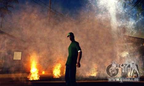 ANCG ENB pour de faibles PC pour GTA San Andreas