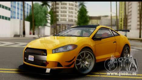 GTA 5 Maibatsu Penumbra für GTA San Andreas