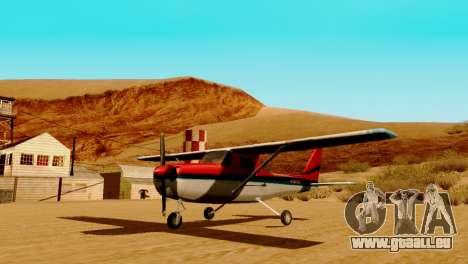 DLC garage de GTA en ligne de la marque de trans pour GTA San Andreas