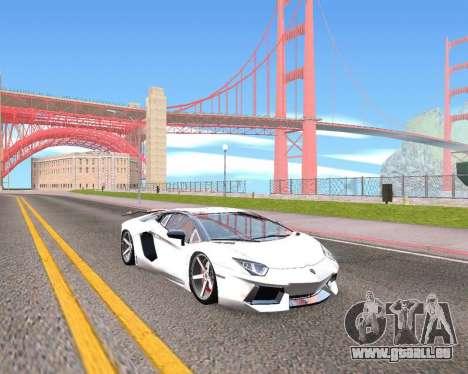 HDX ENB Series pour GTA San Andreas