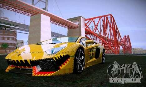 ANCG ENB pour de faibles PC pour GTA San Andreas dixième écran