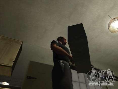 CORDON pour GTA San Andreas deuxième écran
