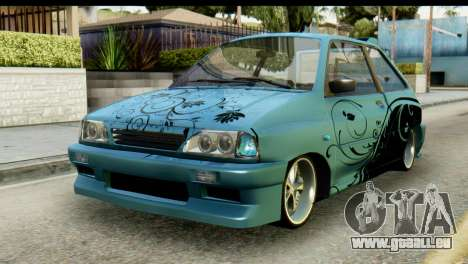 Ford Festiva Tuning pour GTA San Andreas