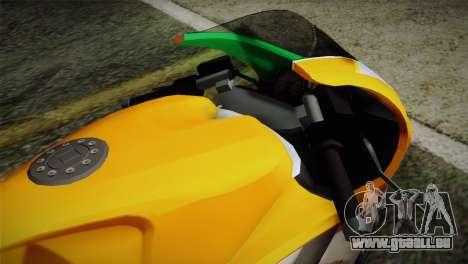 GTA 5 Bati Indian für GTA San Andreas rechten Ansicht