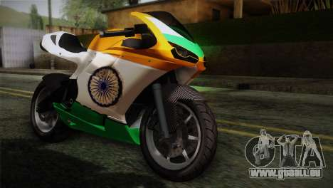 GTA 5 Bati Indian pour GTA San Andreas