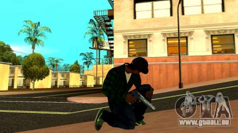 Weapon Pack für GTA San Andreas achten Screenshot