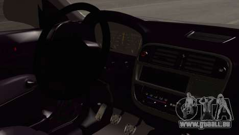 Honda Civic TnTuning pour GTA San Andreas vue de droite