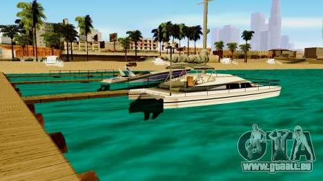 DLC garage de GTA en ligne de la marque de trans pour GTA San Andreas deuxième écran