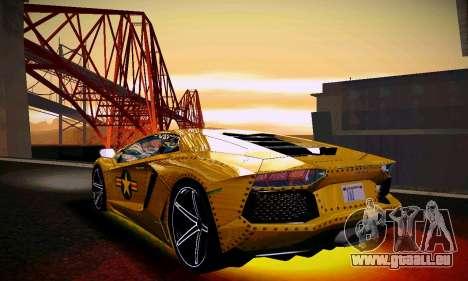 ANCG ENB pour de faibles PC pour GTA San Andreas douzième écran