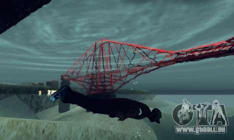 ANCG ENB pour de faibles PC pour GTA San Andreas deuxième écran
