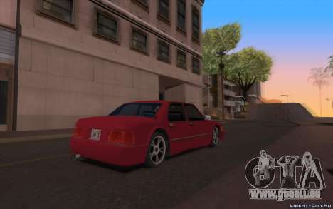 ENB for Tweak PC für GTA San Andreas her Screenshot