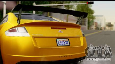 GTA 5 Maibatsu Penumbra pour GTA San Andreas vue de droite