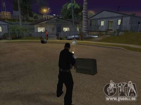 SCHNUR für GTA San Andreas sechsten Screenshot