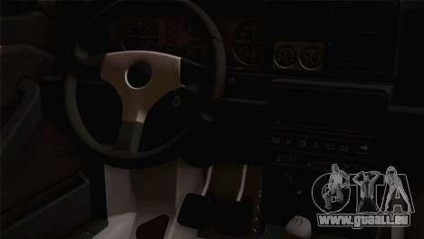 Lancia Delta EVO für GTA San Andreas rechten Ansicht