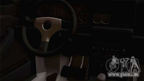 Lancia Delta EVO pour GTA San Andreas vue de droite