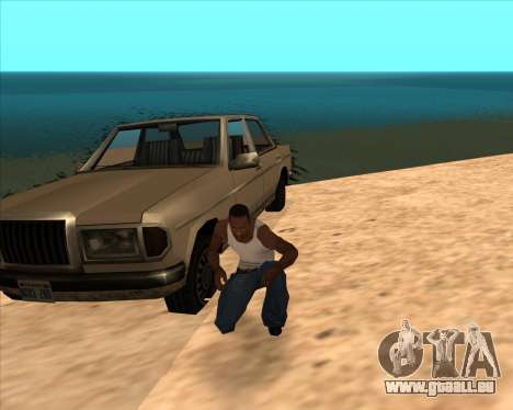 Realistic Water ENB pour GTA San Andreas