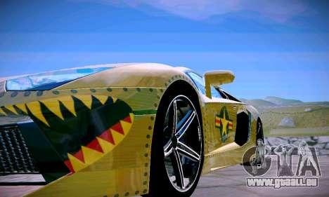 ANCG ENB pour de faibles PC pour GTA San Andreas huitième écran