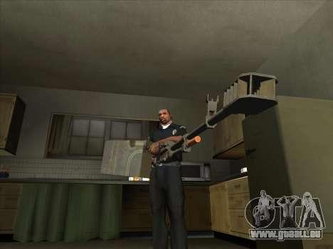 SCHNUR für GTA San Andreas dritten Screenshot