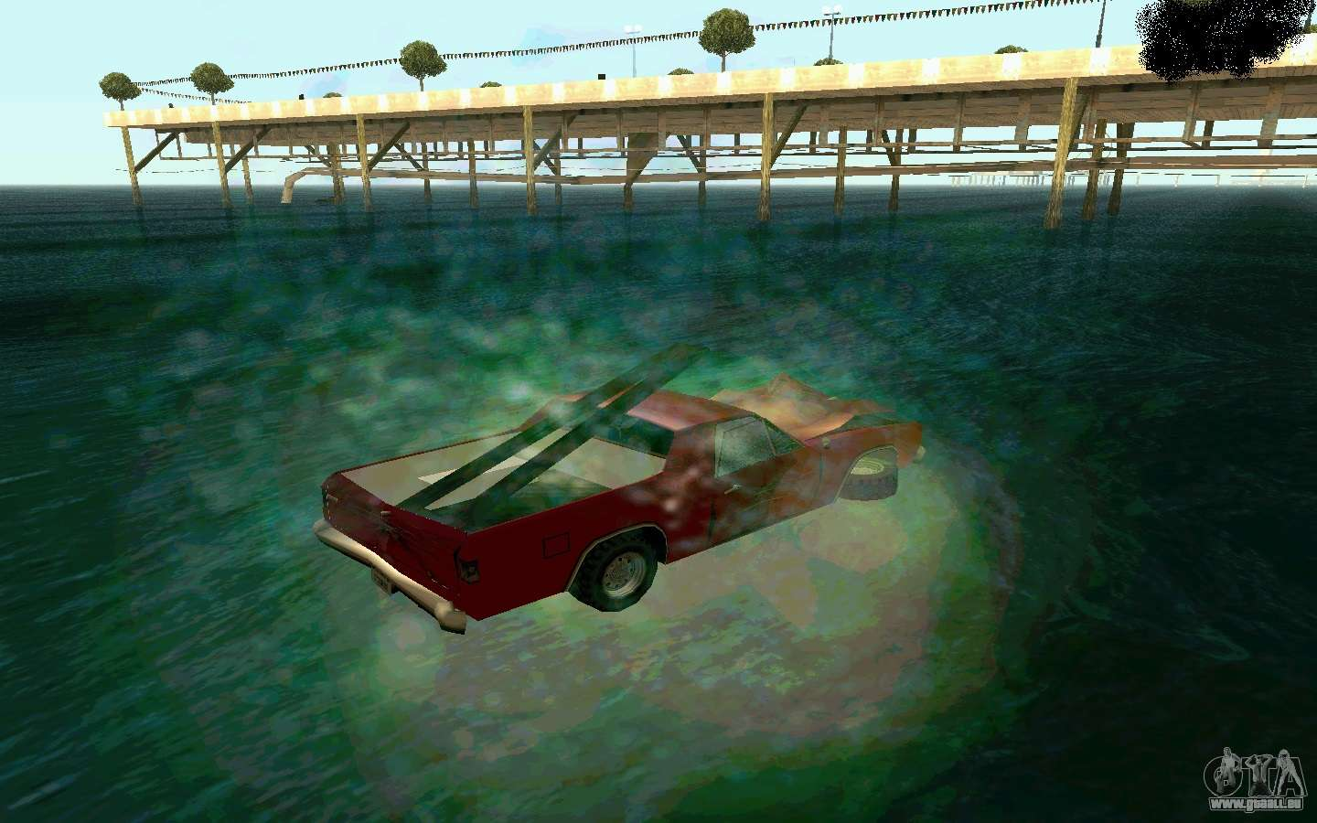 Cars Drive On Water San Andreas Pc
