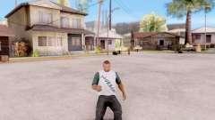 Réel des animations à partir de GTA 5
