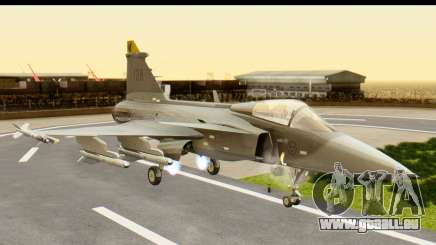 Saab Gripen NG für GTA San Andreas