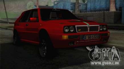 Lancia Delta EVO für GTA San Andreas