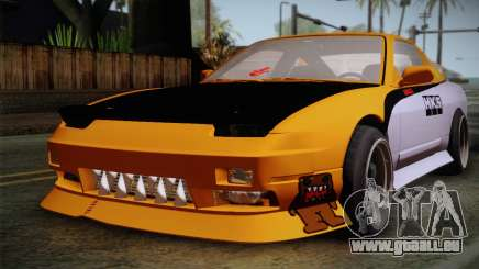 Nissan 240SX für GTA San Andreas