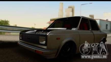Fiat 128 Limousine für GTA San Andreas