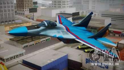 MIG-29 Russian Falcon für GTA San Andreas
