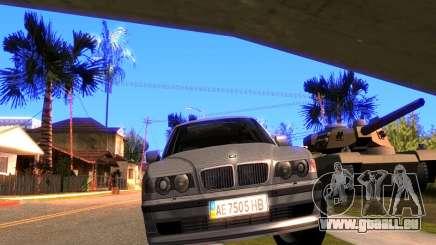 BMW 740i BL für GTA San Andreas
