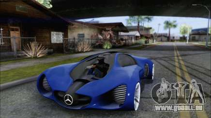 Mercedes-Benz Biome für GTA San Andreas