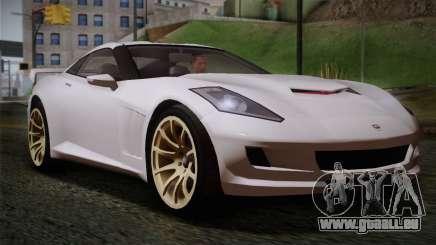 GTA 5 Bravado Banshee SA Mobile für GTA San Andreas