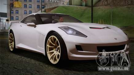 GTA 5 Bravado Banshee SA Mobile pour GTA San Andreas